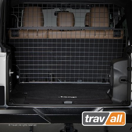 Travall Nedre Lastgaller - JEEP WRANGLER UNLIMITED 4DR (06-17)